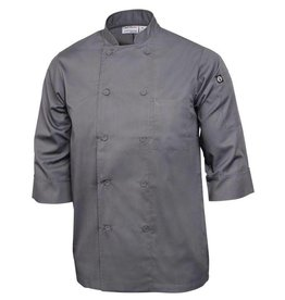 ChefWorks ChefWorks chef's jacket Gray
