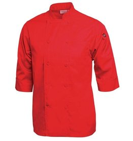 ChefWorks ChefWorks chef's jacket Red