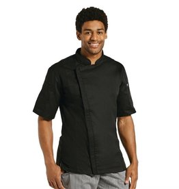 ChefWorks ChefWorks chef's sleeve short sleeve, black