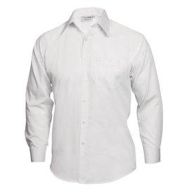 UniformWorks UniformWorks overhemd Unisex, wit