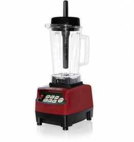 Saro High-performance blender JTC Omniblend V TM-800, red