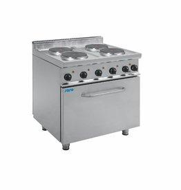 Saro Saro Elektrisch fornuis met elektrische oven