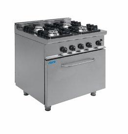 Saro Saro gas stove with gas oven