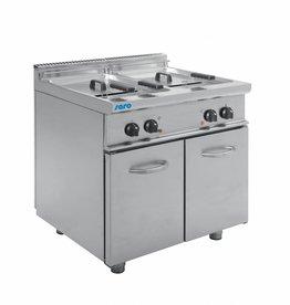 Saro Saro elektrische friteuse 2 x 13 liter