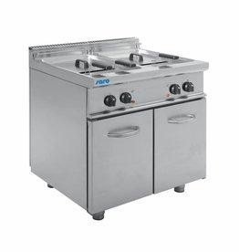 Saro Saro elektrische friteuse 2 x 17 liter
