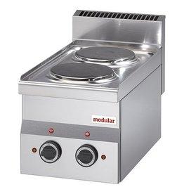 Modular Modular electric cooker table model