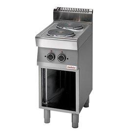 Modular Modular electric stove 2 or 4 hobs