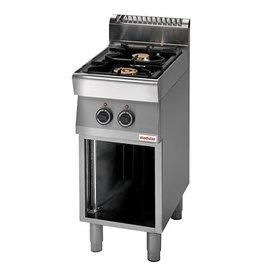 Modular Modular gas stove 2/4 or 6 burners