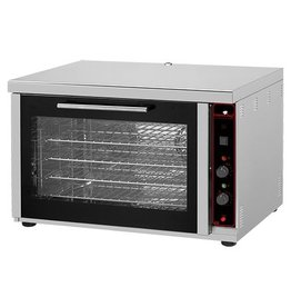 CaterChef CaterChef heteluchtoven BakeryNorm 60 x 40 cm heavy duty