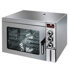 CaterChef CaterChef hetelucht oven met stoomfunctie