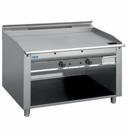 Saro Saro Teppanyaki grillplaat Gas 1400 mm breed