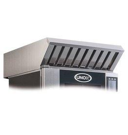 Unox Afzuigkap voor Unox ChefTop 1/1GN Compact MindMaps ovens