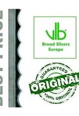 Brotschneidemesser VLB kurz - Teflonbeschichtung