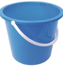 Jantex Blue plastic bucket 10 liters