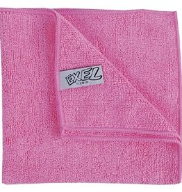 Jantex Pink microfibre cloth, pack of 5