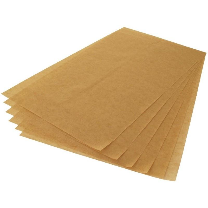 Bakpapier 530 x 325 mm, pak van 500 vellen