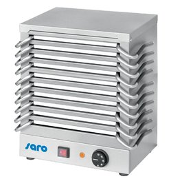 Saro Hot-Plate Unit for 10 plates