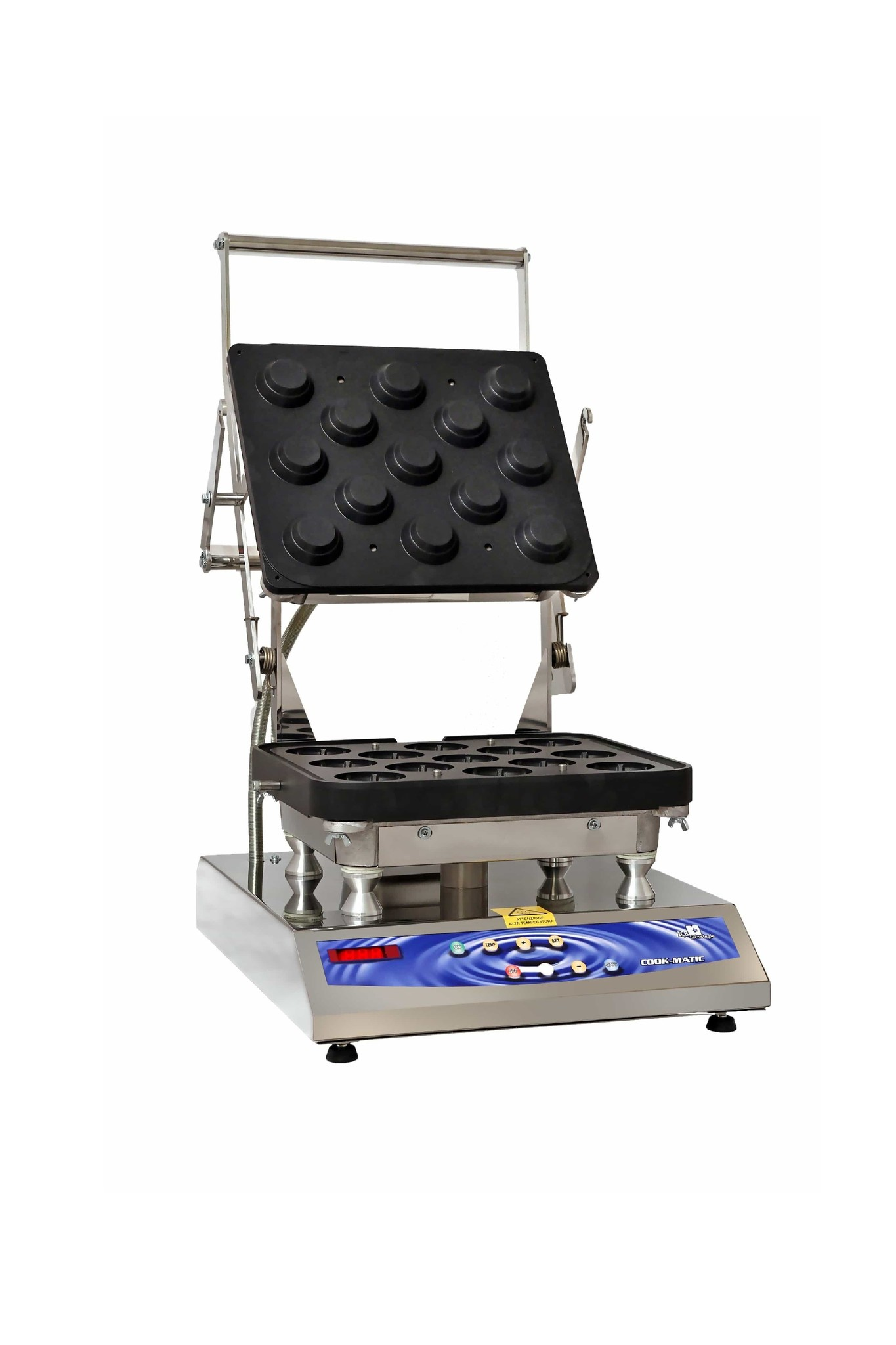 ICB Tecnologie Cook-Matic Tartelette machine