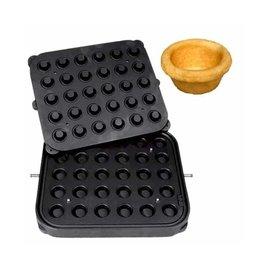 ICB Tecnologie Platte für Cook-Matic Rund 41/27 x 18 (h) mm