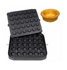 ICB Tecnologie Platte für Cook-Matic Rund 49/38 x 15(h) mm