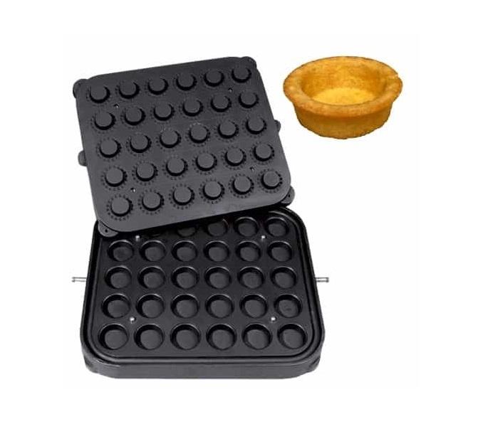 ICB Tecnologie Plaat voor Cook-Matic rond 49/38 x 15(h) mm