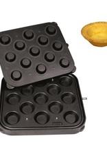 ICB Tecnologie Plaat voor Cook-Matic rond 70/47 x 19,5(h) mm