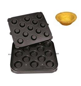 ICB Tecnologie Platte für Cook-Matic Rund 70/47 x 19,5(h) mm