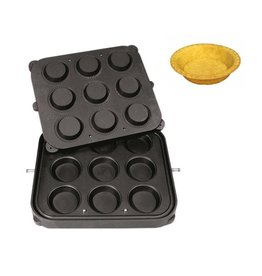 ICB Tecnologie Platte für Cook-Matic Rund 90/66 x 20(h) mm