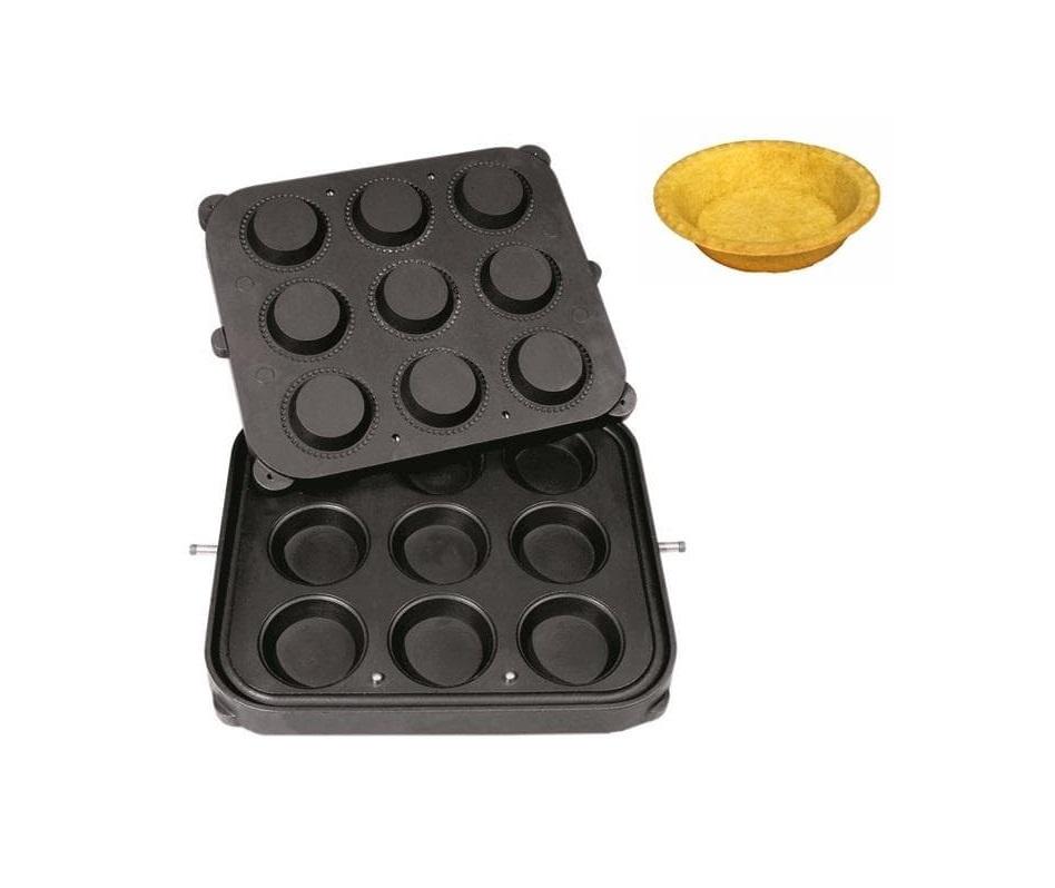 ICB Tecnologie Plaat voor Cook-Matic rond 90/66 x 20(h) mm