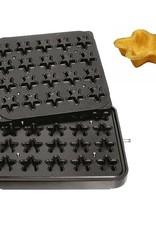 ICB Tecnologie Plaat voor Cook-Matic ster 62/46 x 18(h) mm
