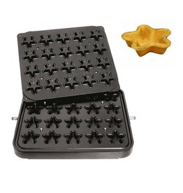 ICB Tecnologie Platte für Cook-Matic Stern 62/46 x 18(h) mm