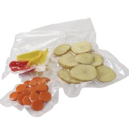 Vogue Vacuum bags with relief, various sizes, 50 pieces