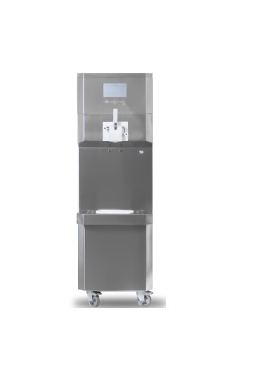 Gravinesi Ice machine for 1 flavor of ice cream