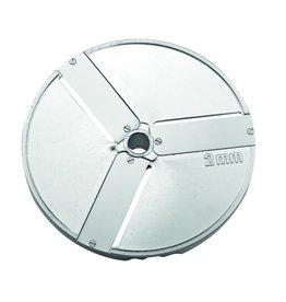 Saro Snijschijf 2 mm, aluminium, voor Saro groentesnijders