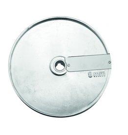 Saro Snijschijf 8 mm, aluminium, voor Saro groentesnijders
