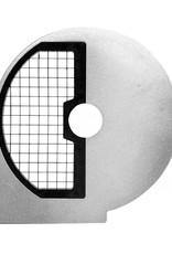 Saro Blokjesschijf 10x10 mm, voor Saro groentesnijders