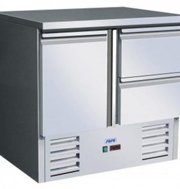Saro Koelwerkbank VIVIA S 901 2 x 1/2