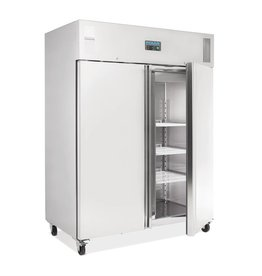 Polar Polar double freezer 1300 liters, stainless steel, 20 x 2 / 1GN