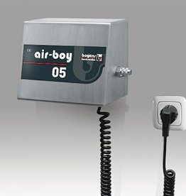 Boyens Backservice Food-safe compressor Airboy 05