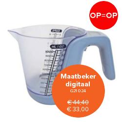 Schneider Measuring cup digital