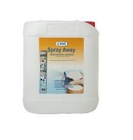 Spray Away navulling 5 liter
