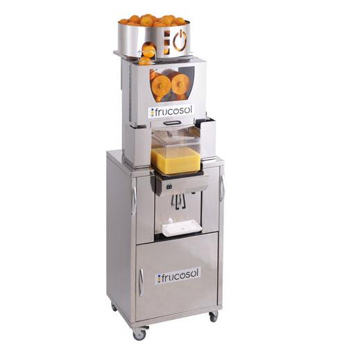 Frucosol Frucosol zelfservice citruspers gekoeld