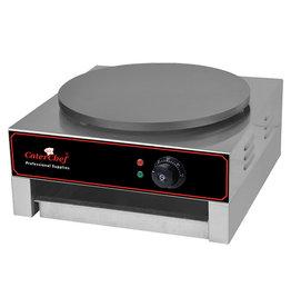 CaterChef Crêpe-Gerät Ø400 mm mit Teflon Beschichtung