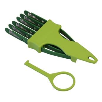 Scaritech De Klauw, mesjeshouder voor 6 tot 11 mesjes