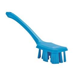 Vikan Vikan afwasborstel lang, blauw