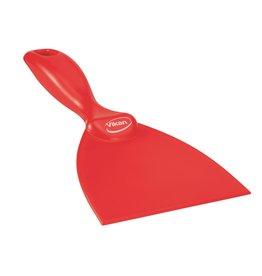 Vikan Hand scraper 102 x 210 mm, red