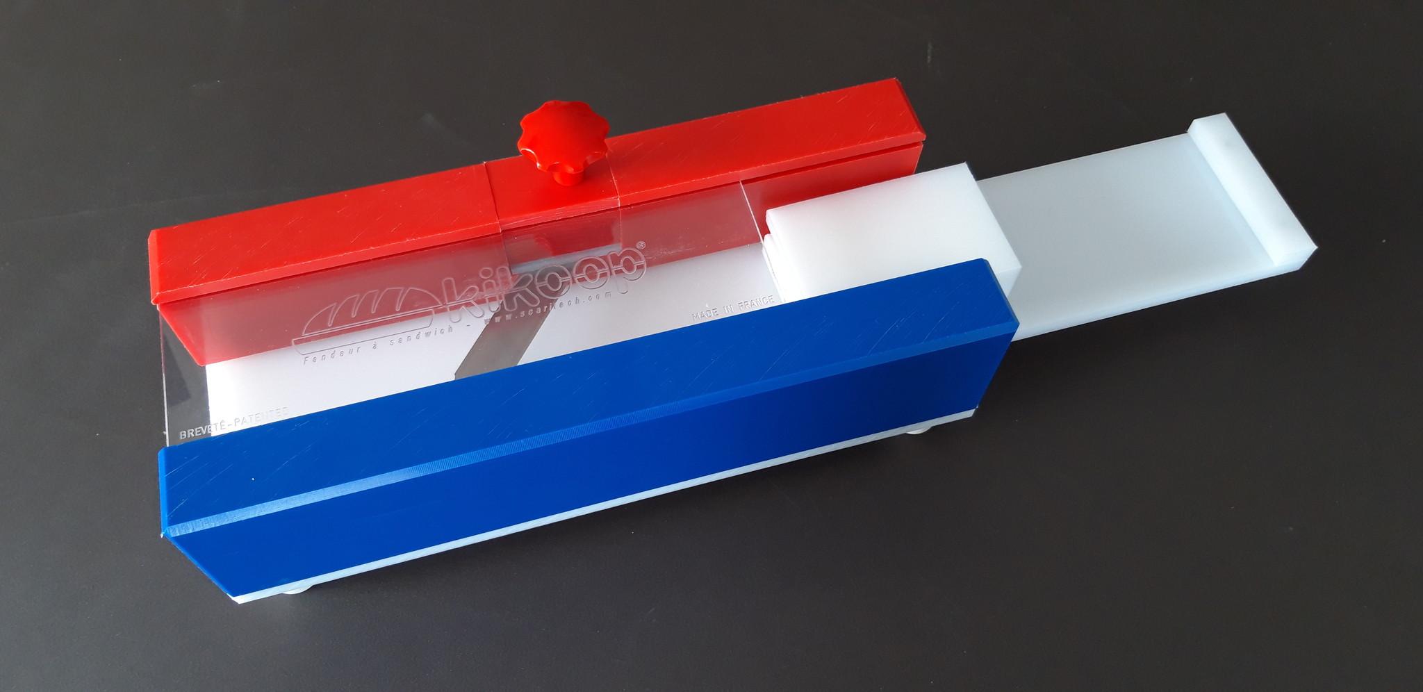 Scaritech Kikoop Sandwich Cutter