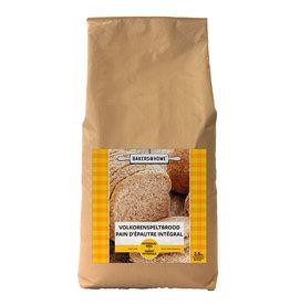 Bakers@Home Spelt wholemeal bread