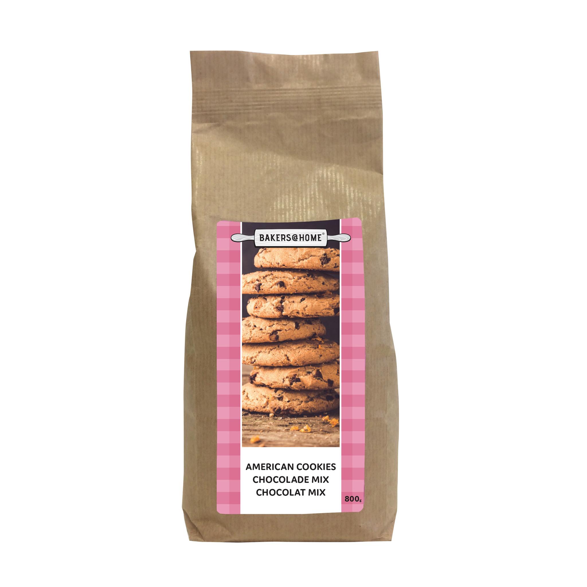 Bakers@Home Amerikanische Kekse Schokoladenmischung