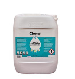 Cleeny P1 degreaser, 1 liter bottle of concentrate - Copy
